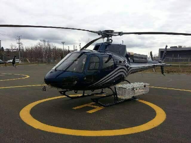Hélicoptère B3E