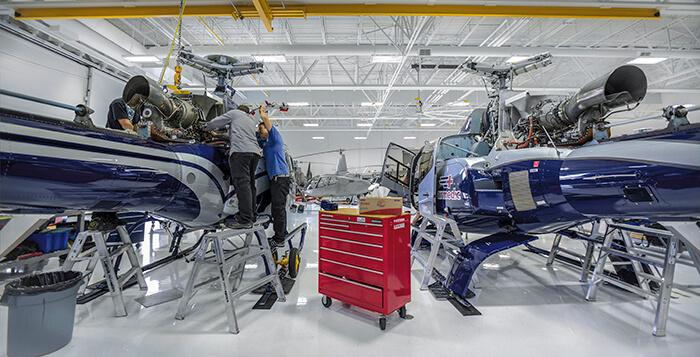 technicien entretien aéronefs