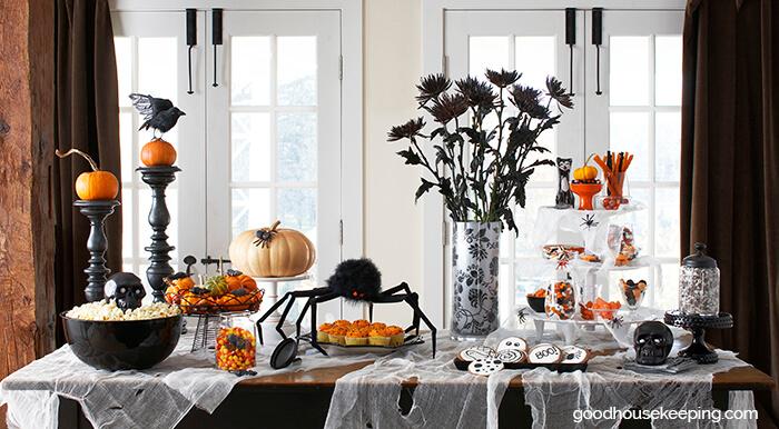 organiser fête halloween