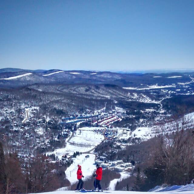 stations de ski québec