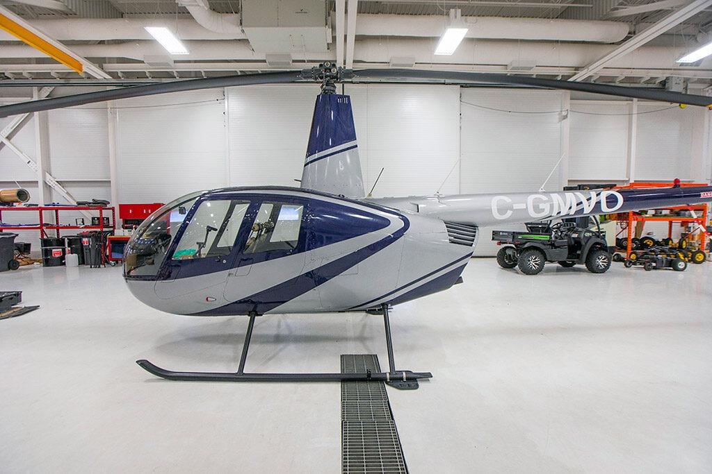 personnaliser hélicoptère